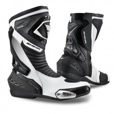 Shima Rsx 6 White Men Motorcycle Sport Boots Bestseller