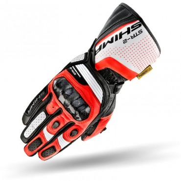 STR-2 GLOVES RED FLUO 3XL