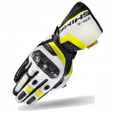 STR-2 GLOVES FLUO 3XL