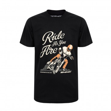 T-SHIRT RIDE NOW L