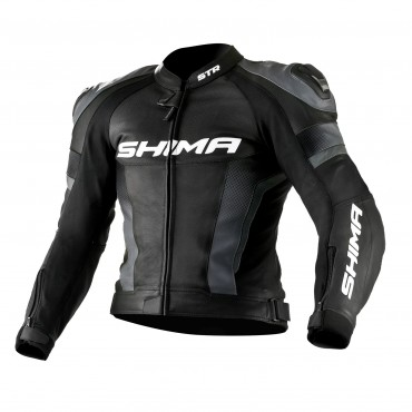 STR JACKET BLACK 46