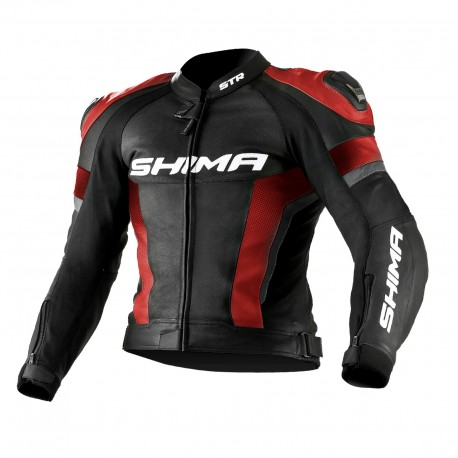 STR JACKET RED 46